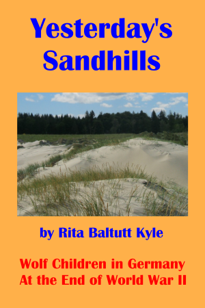 Yesterday's Sandhills Book Cover